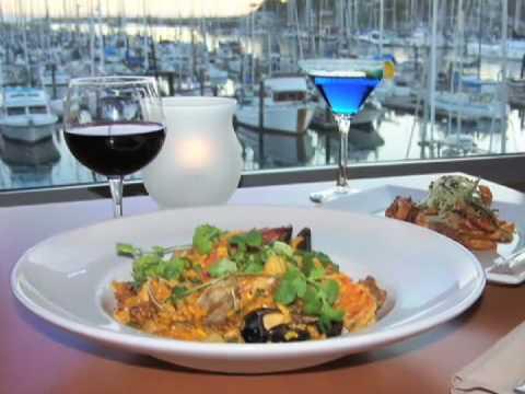 video:Johnnys Harborside Restaurant - Santa Cruz, California