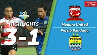 Video Madura United vs Persib Bandung: 3-1 All Goals & Highlights MP3, 3GP, MP4, WEBM, AVI, FLV Maret 2018