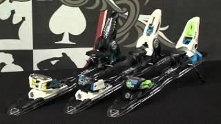 2013 Marker Squire Schizo Ski Binding