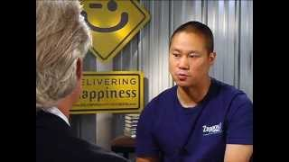 TONY HSIEH: DELIVERING HAPPINESS AND INSTILLING CORE VALUES