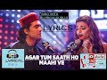 SeriesMixtapeljubin Prakriti Abhijit l Bhushan Kumar lyrics #lyricalguruji