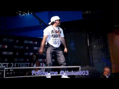 J.Juice Performs Warm It Up(Twerk) At Coast 2 Coast Live SC Edition