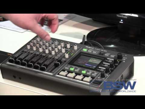 BSW Presents: Roland VR-3EX Video Mixer