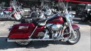 3. Used 2008 Harley-Davidson Road King FLHR Motorcycle For Sale