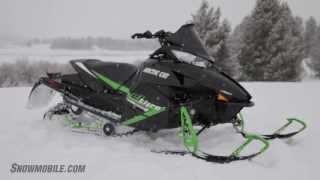 2. 2014 Arctic Cat ZR 6000 El Tigre Review