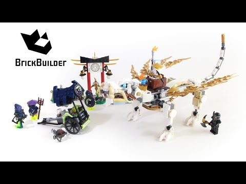 """Конструктор LEGO Ninjago 70734 """"Дракон Мастера Ву"""""""