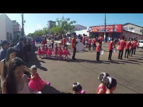 Desfile Cívico 7 de setembro 2012(Creche Tia Lila)
