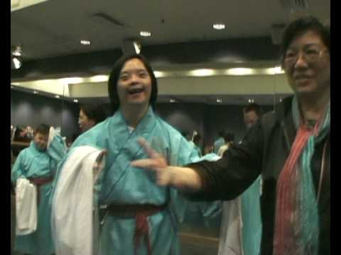 Watch video Down Syndrome Kids Learning Canton Opera