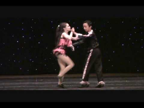 Kids ballroom dance 2010