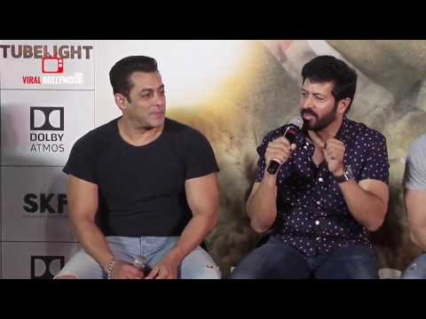 Tubelight Full Movie Promotions  Salman Khan, Sohail Khan, Kabir Khan  Tubelight