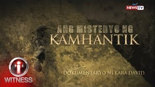 Video I-Witness: 'Ang Misteryo ng Kamhantik,' dokumentaryo ni Kara David (full episode) MP3, 3GP, MP4, WEBM, AVI, FLV November 2018
