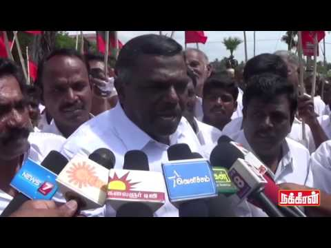 Cauvery-Water-issue-Farmers-Protest-in-Tamil-Nadu