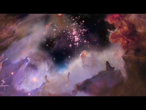 """من صور لتلسكوب الفضاء """"هابل""""  ،، سبحان الخالق ."""