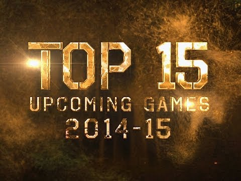 TOP - My Top 15 Upcoming Video Games on PC / Xbone / PS4 / Xbox 360 and PS3 over the next year! 2013-2014 List: https://www.youtube.com/watch?v=DH-0PQ7T0Qg Faceboo...
