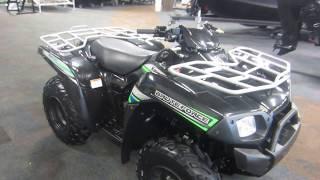 9. 2012 Kawasaki Brute Force 650 4x4 UA397