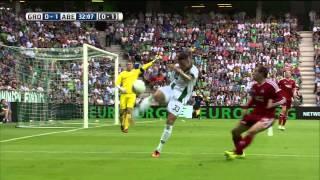 2014-07-24 Groningen v Aberdeen - Match Highlights