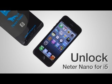 unlock iphone - In this tutorial iPhone Repair Miami Beach will show you step by step how to unlock CDMA Sprint iPhone 5 on iOS 6 with Neter Nano from Neter Team. Do not for...