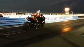 5. 210 horsepower zx14 1/4 mile pass 9.49 141mph