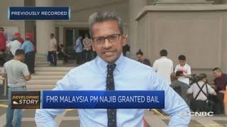 Video Former Malaysian leader Najib granted bail   Squawk Box Asia MP3, 3GP, MP4, WEBM, AVI, FLV November 2018