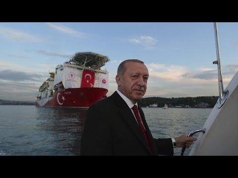 Νέες απειλές και προειδοποιήσεις Ερντογάν προς Ελλάδα και Κύπρο για γεωτρήσεις και Αγιά Σοφιά…