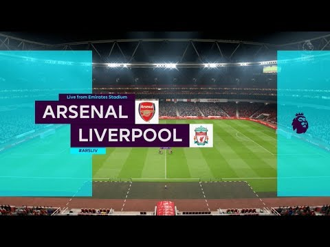 Fifa 19 | Arsenal Vs Liverpool | Xbox One S Full Match Gameplay