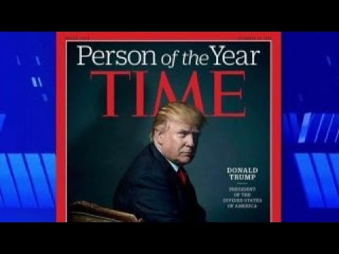 Man of the Year? Trump tweets he 'took a pass'