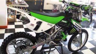 5. 2006 Kawasaki KX100