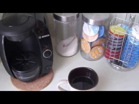 Tassimo by Bosch coffee maker review By Tasha