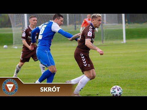 Skrót meczu Garbarnia - Hutnik Kraków 2:1