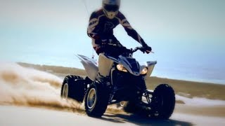4. 2012 Yamaha YFZ450 ATV Review