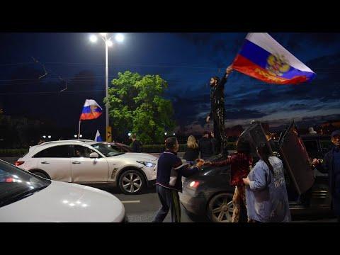 Jubel in Moskau nach Sieg auch im zweitem WM-Gruppen-Spiel