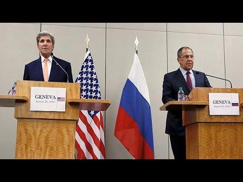 «Δεν είμαστε έτοιμοι» για λύση στη Συρία δηλώνει ο αμερικανός ΥΠΕΞ Κέρι
