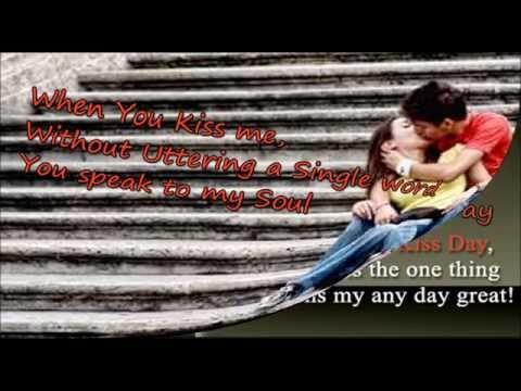 Kiss day shayari greetings whatsapp video