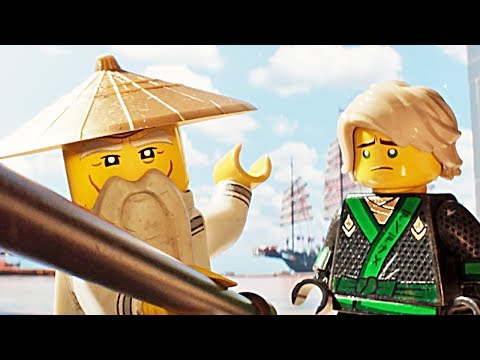 The Lego Ninjago Movie - Behind the Bricks | official featurette (2017)