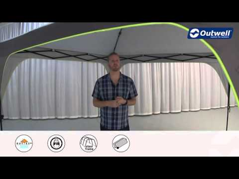 Outwell Dakota 2016 model & Outwell Dakota 2016 model | Shelters | Camping Rocks - Specialized ...