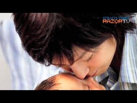 Can Zhao Wei Bear To Part With Her Daughter? (Vicki Zhao Wei @ Nex Pt 2)