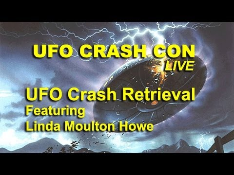 UFO Crash Con – New UFO Crash Retrieval – Linda Moulton Howe LIVE – FEATURE LENGTH