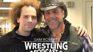 Video Sam Roberts & Shawn Michaels - problems, favorite match, Undertaker, God, etc MP3, 3GP, MP4, WEBM, AVI, FLV Maret 2019