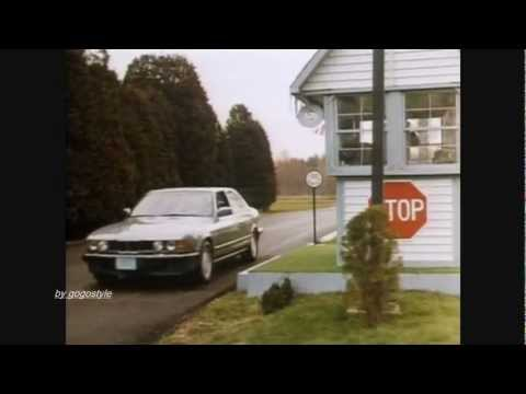Cannonball Run 3 - BMW E32 735i