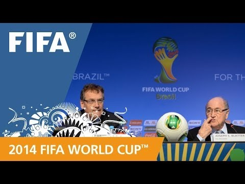 post - Watch the press conference - starts at 20:00 - following the meeting of the Organizing Committee for the FIFA World Cup™, which covered the allocation of pot...