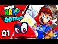 Super Mario Odyssey  Un Jeu Incroyable M Me Au D But