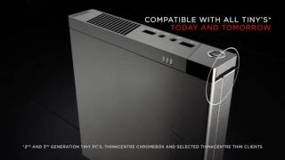 ThinkCentre TIO Product Tour