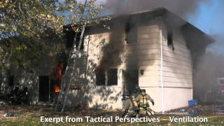 Tactical Perspectives ventilation demo