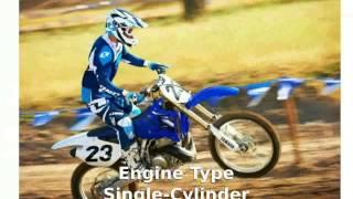 5. 2013 Yamaha YZ 250 - Specs & Info