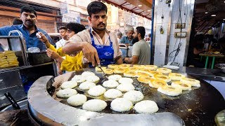 Video King of Pakistani Street Food - THE BUN KEBAB of Karachi, Pakistan! | $0.22 For a Burger! MP3, 3GP, MP4, WEBM, AVI, FLV Januari 2019