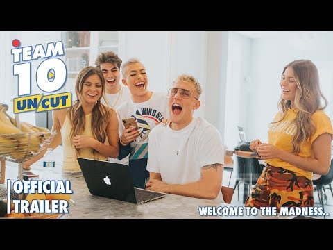 THE NEW TEAM 10 REALITY SHOW - OFFICIAL TRAILER