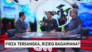 Video Dialog Seru! Firza Husein Tersangka, Rizieq Shihab Bagaimana? MP3, 3GP, MP4, WEBM, AVI, FLV Februari 2018