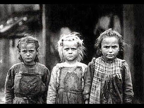 Голод в США во время Великой Депрессии