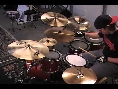 """Metalingus"" - Alter Bridge (drum Cover)"