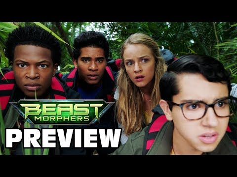 Beast Morphers Episode 1 Preview | Believe It or Not Official First Look | Power Rangers Official